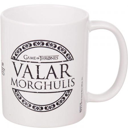 Game of Thrones - Valar Morghulis mug