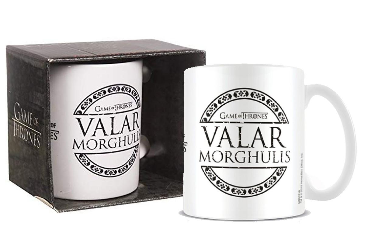 Game of Thrones - Valar Morghulis puodukas