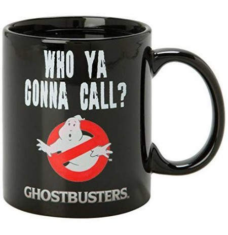 Ghostbusters - Who You Gonna Call 300 ml spalvą keičiantis puodukas