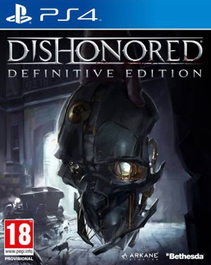 Dishonored: The Definitive Edition PS4