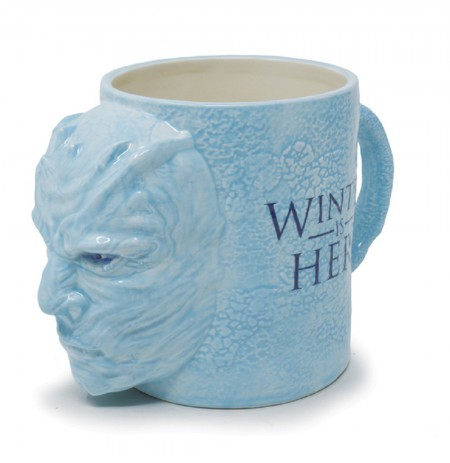Game of Thrones - Night King 3D Mug