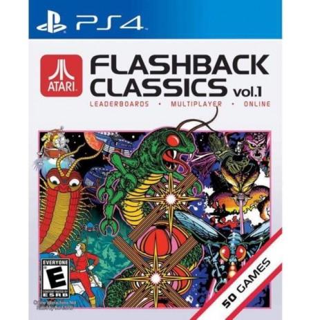 Atari Flashback Classics Vol. 1 PS4
