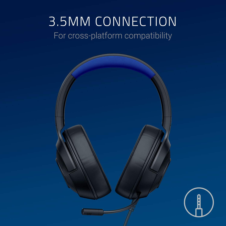 Razer Kraken X for console Headset | 3.5 mm