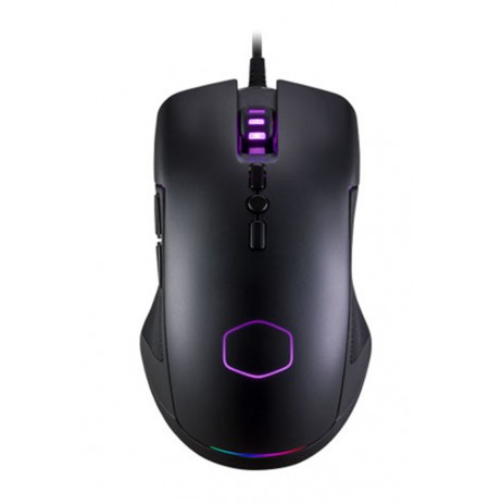 GAMING MOUSE COOLER MASTER CM310 10000DPI RGB ILLUMINATED BLACK