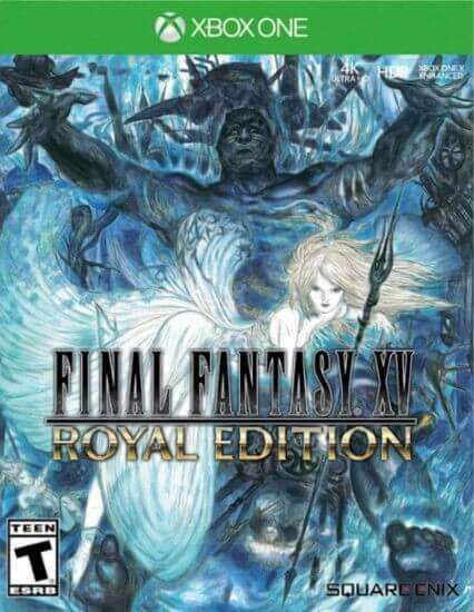 Final Fantasy XV: Royal Edition XBOX