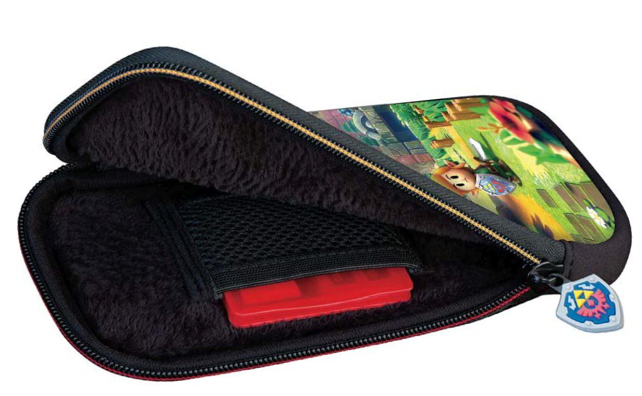 Slim Travel Case Zelda Nintendo Switch Lite