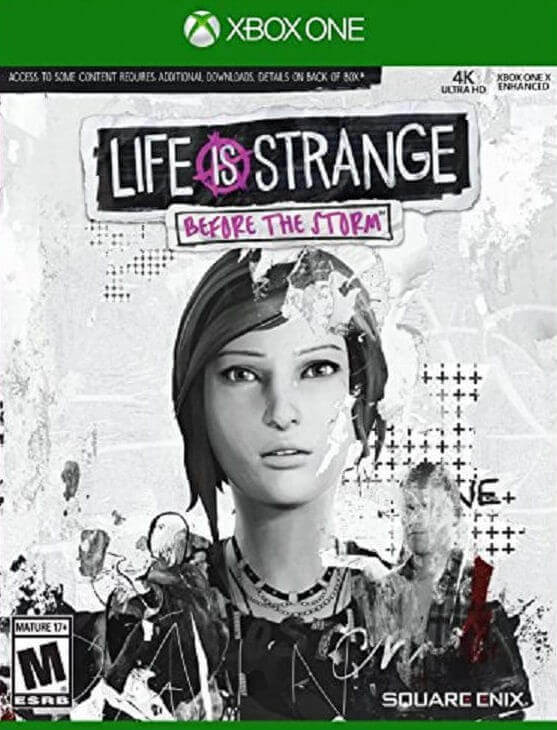 Life is Strange: Before the Storm Limited Edition XBOX