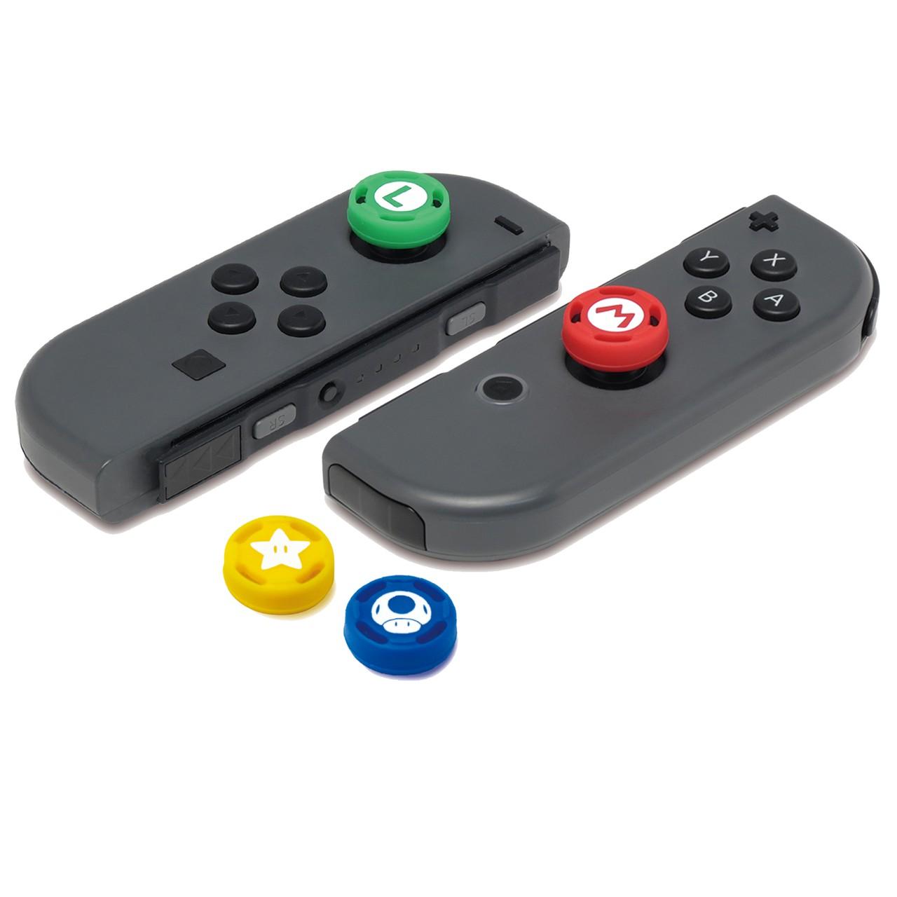 HORI Super Mario Analog Caps for Nintendo Switch