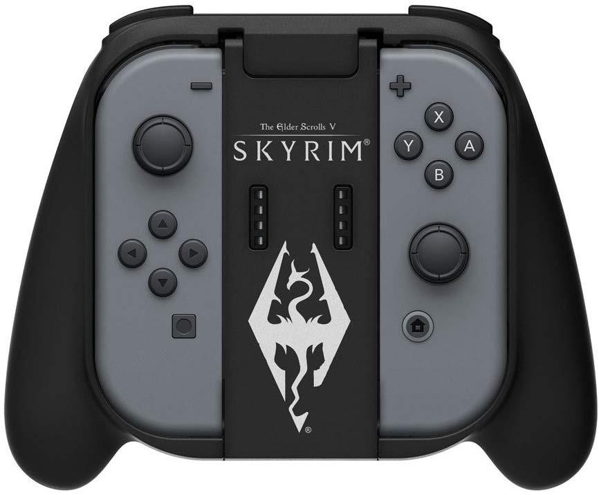 HORI The Elder Scrolls V Skyrim Limited Edition Accessory Set for Nintendo Switch