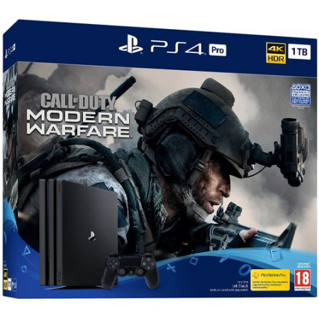 FIFA 19 PS4 Pro 1TB Bundle - with FIFA 19 Ultimate Team Icons and Rare Player Pack (PS4)