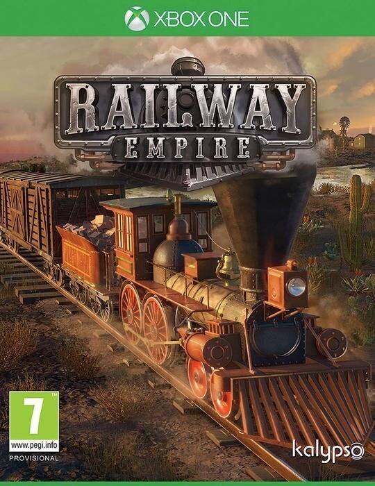 Railway Empire XBOX