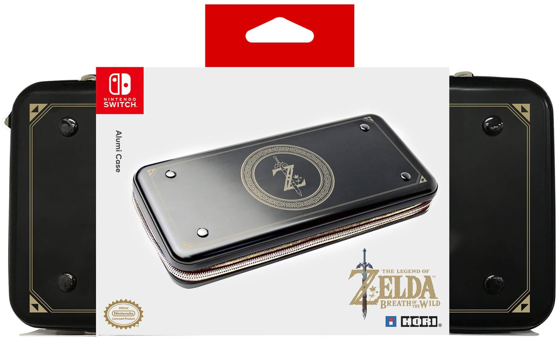 HORI Nintedo Switch ALUMI dėklas (Zelda)