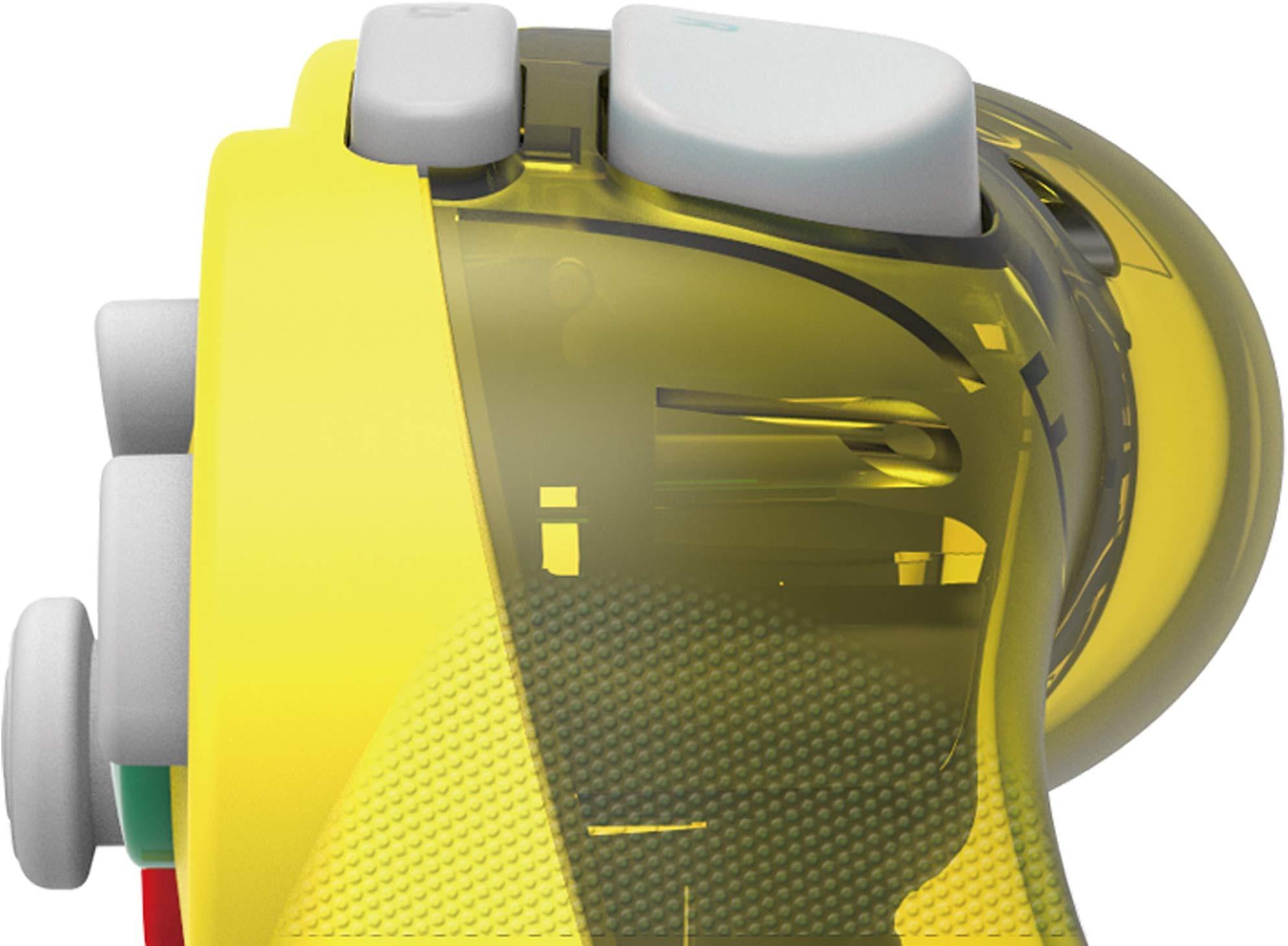 HORI Nintendo Switch Battle Pad (Pikachu) GameCube Style Controller