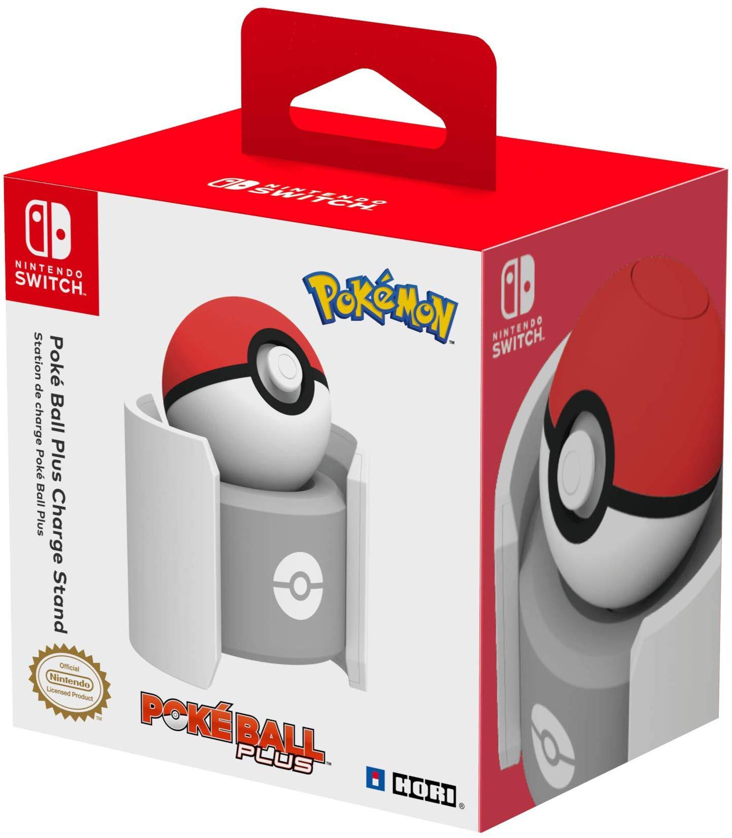 HORI Poké Ball Plus Charge Stand