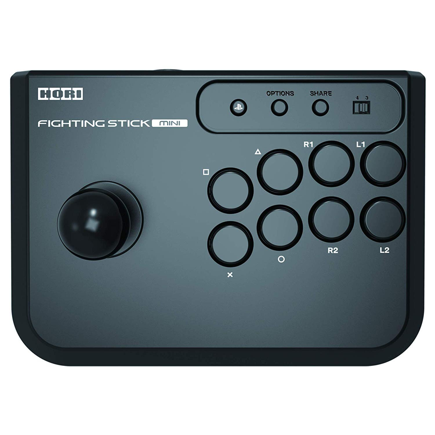 HORI Fighting Stick MINI 4 for PlayStation®4