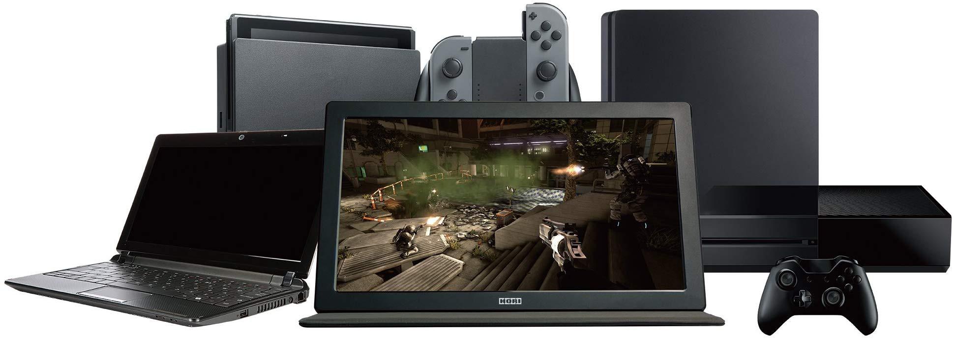 HORI mobile HD gaming monitorius | 15.6 colio