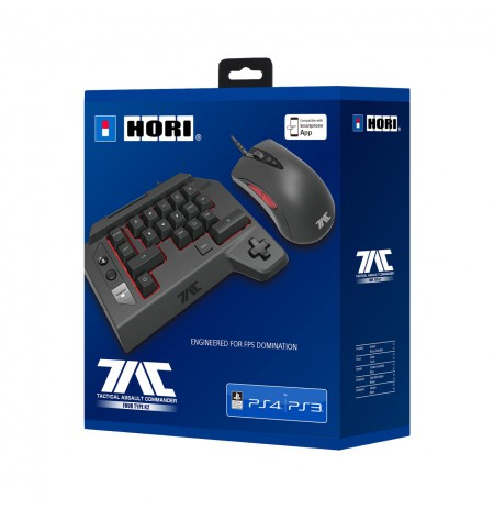 HORI tactical Assault Commander Four K2 [TAC Four K2] adapteris  PS4/PS3