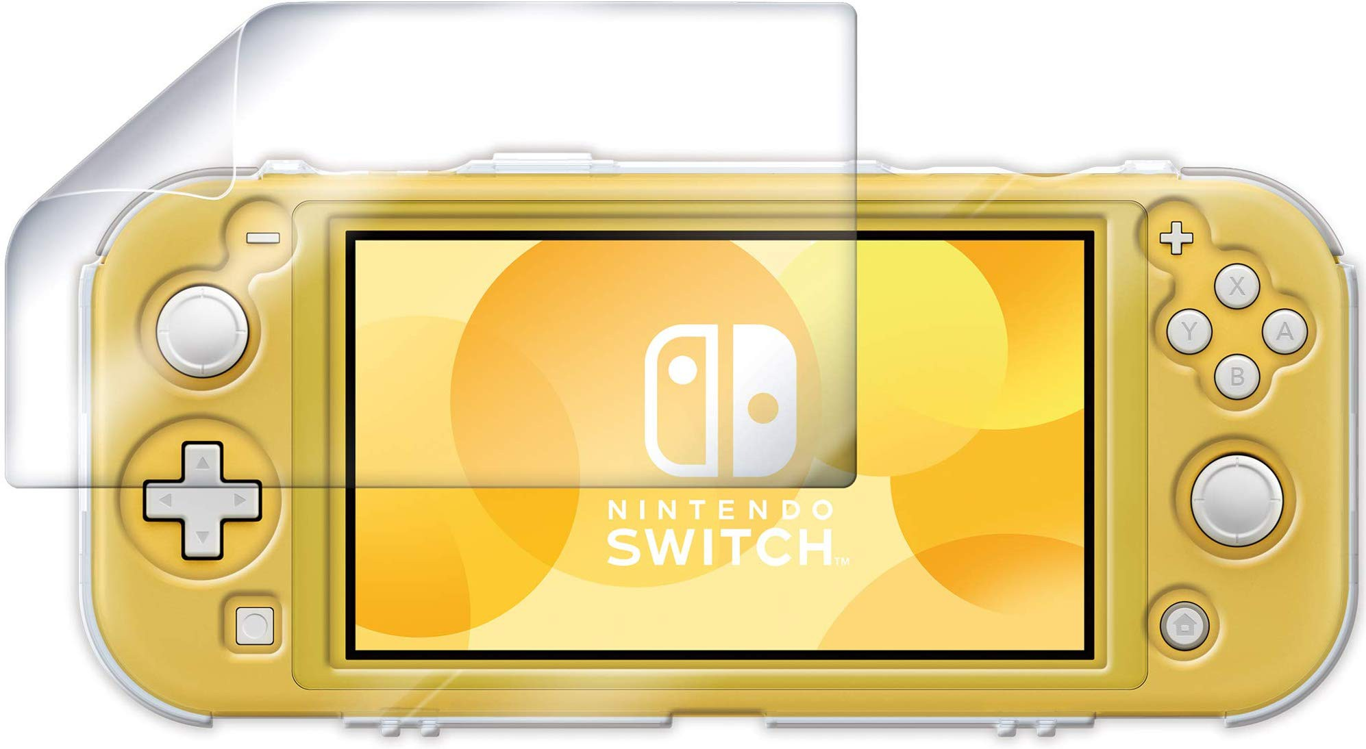 HORI Screen & System Protector for Nintendo Switch Lite