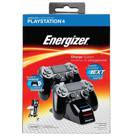 PDP Energizer Controller Charger for Playstation 4
