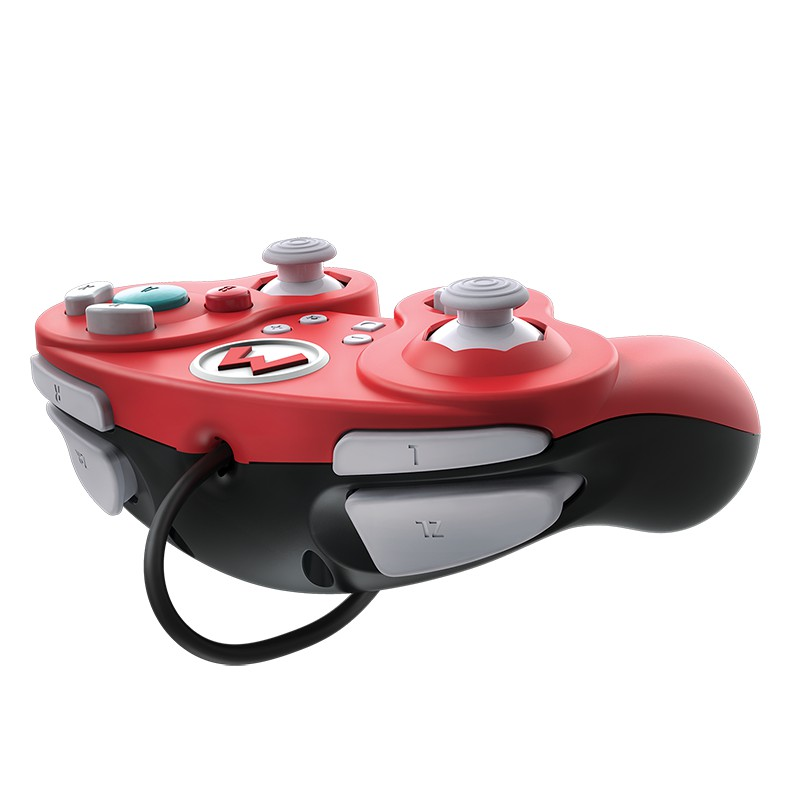 PDP Wired Fight Pad Pro - Mario For Nintendo Switch