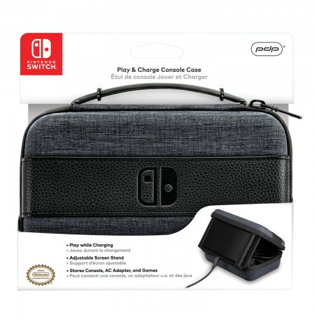 PDP Play and Charge Case - Switch Elite Edition For Nintendo Switch