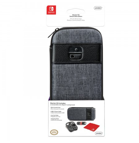 PDP Starter Kit - Elite Edition For Nintendo Switch