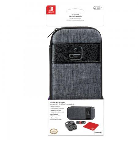 PDP Starter Kit - Elite Edition For Nintendo Switch