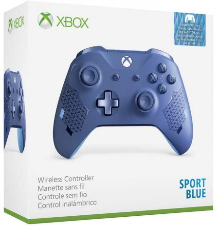Xbox One Wireless Controller - Sport Blue Edition