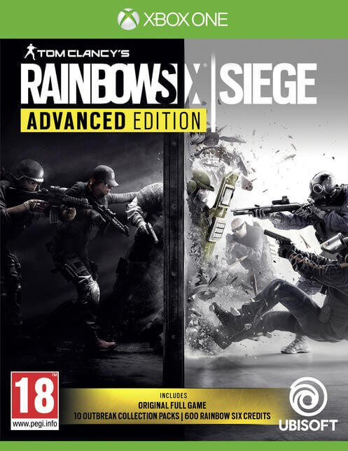 Tom Clancy's Rainbow Six Siege Advanced Edition XBOX