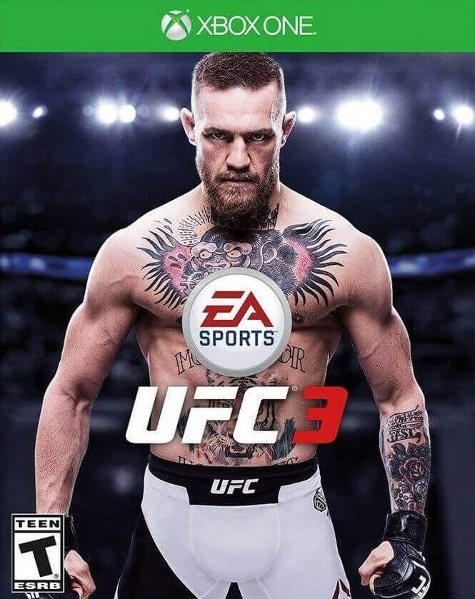 EA Sports UFC 3 XBOX