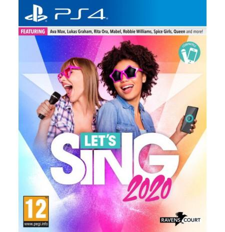 Let's Sing 2020 +2 Mic