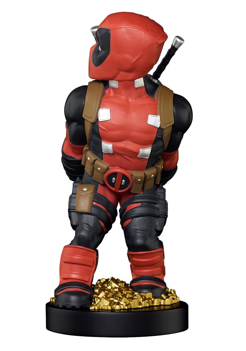 Marvel Deadpool Cable Guy stand