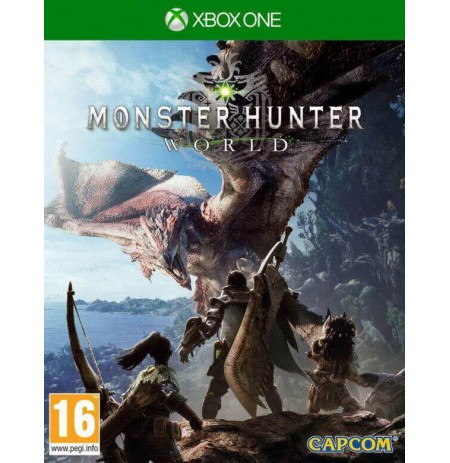 Monster Hunter: World XBOX