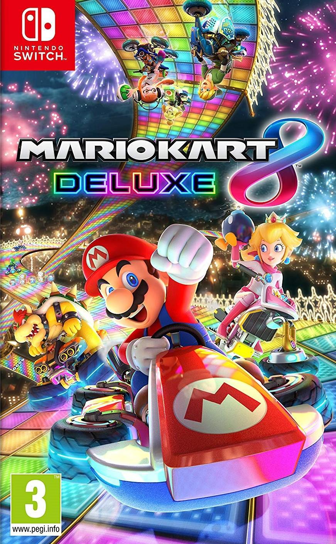 Mario Kart 8 Deluxe XBOX