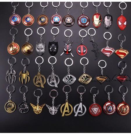 Marvel metaliniai pakabukai