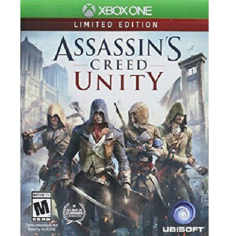 Assassin's Creed Unity XBOX