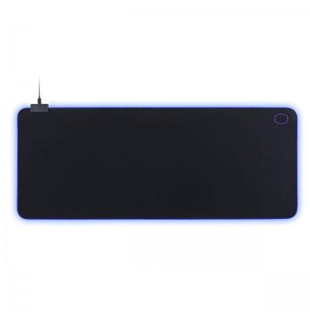 COOLER MASTER MASTERACCESSORY MP750 XL LED pelės kilimėlis | 940x380x3mm