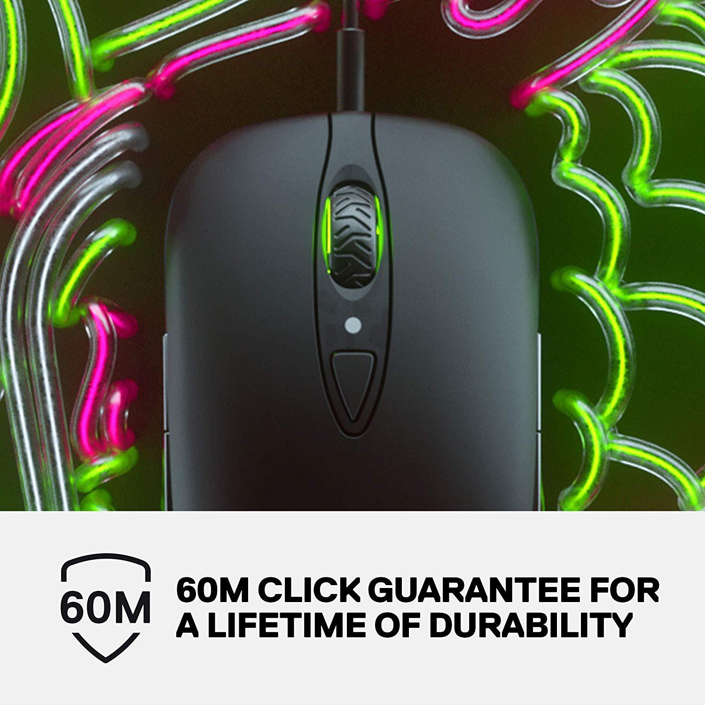 SteelSeries SENSEI TEN Ambidextrous gaming mouse
