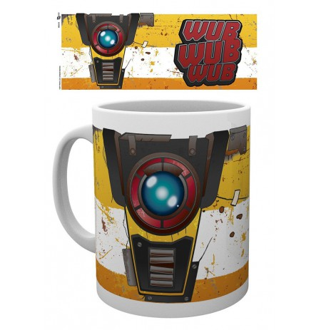 BORDERLANDS 3 - CLAPTRAP puodukas