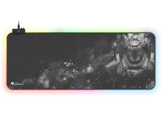 GENESIS BORON 500 XXL RGB GAMING MOUSEPAD