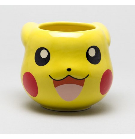 POKEMON Pikachu 3D puodukas
