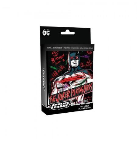 DC COMICS - THE JOKER - Playing Cards