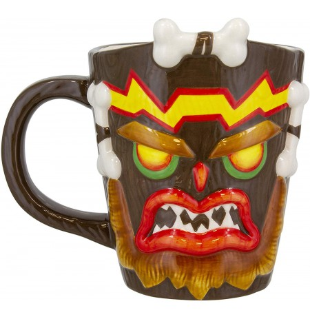 CRASH BANDICOOT - UKA UKA 3D 3D Mug