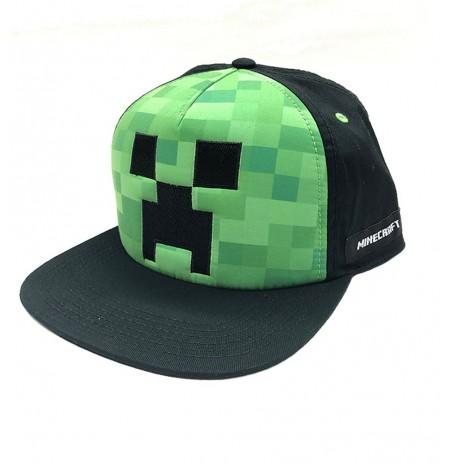 MINECRAFT - CREEPER FACE kepurėlė
