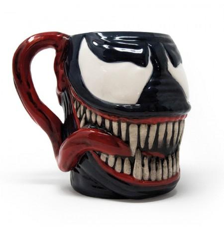 Venom (Head) 3D 3D Mug