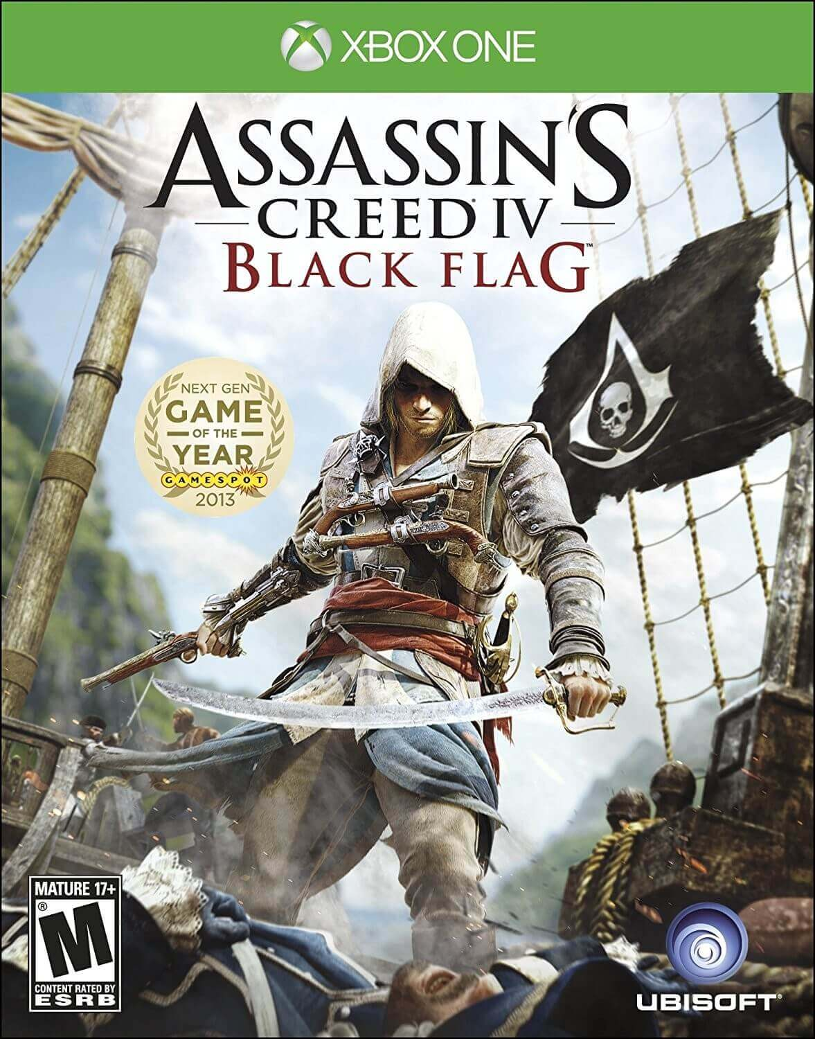 Assassin's Creed IV: Black Flag XBOX