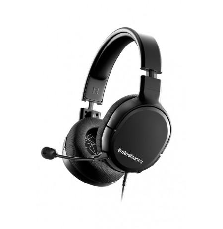 Steelseries Arctis 1 Black žaidimų ausinės | 3.5mm