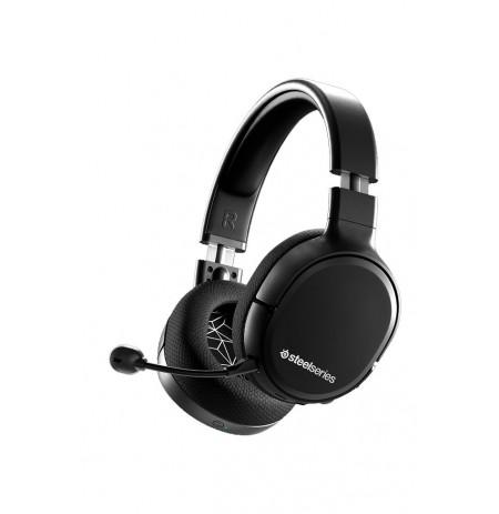 Steelseries Arctis 1 Black belaidės žaidimų ausinės | USB/USB-C