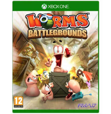 Worms Battlegrounds XBOX ONE