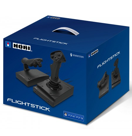 HORI FLIGHT STICK HOTAS vairalazdė Licensed by Sony | PS3/PS4/PC